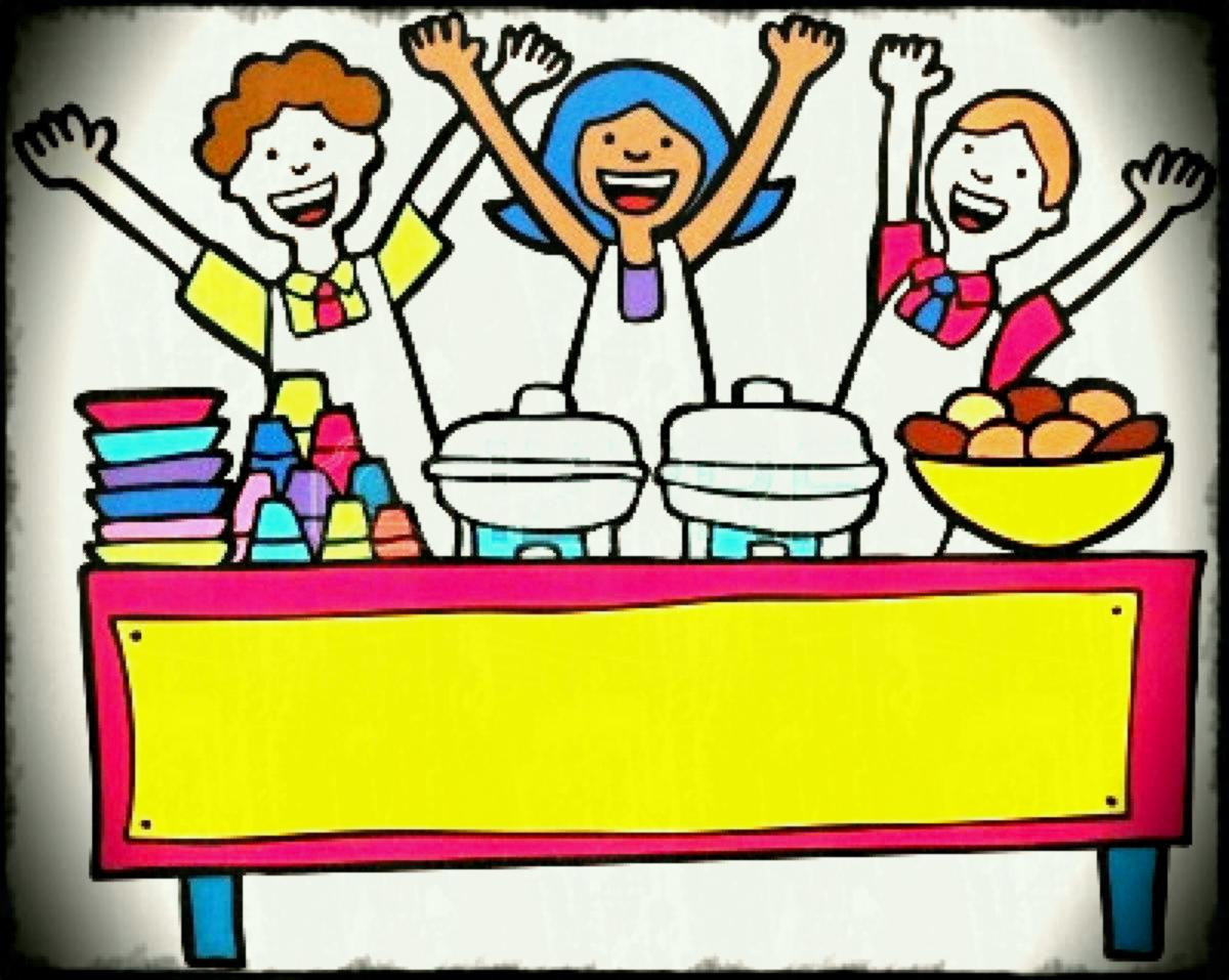 The best free Buffet clipart images. Download from 9 free.