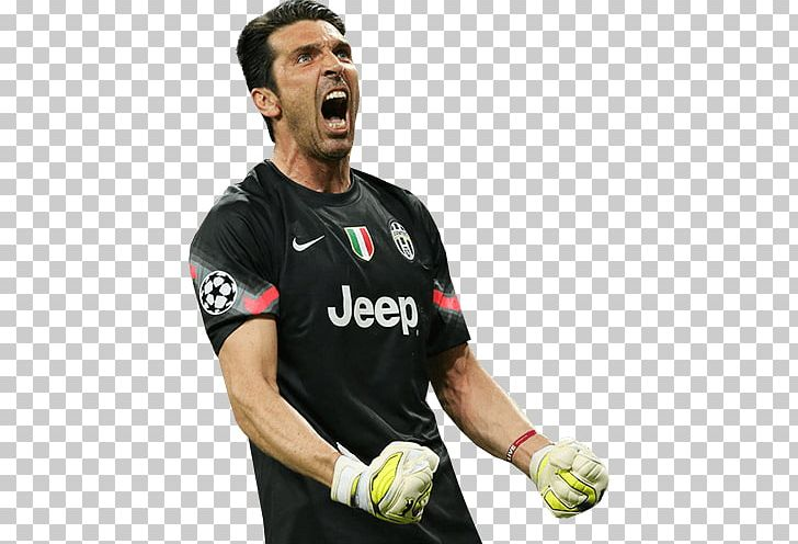 Gianluigi Buffon 2017.