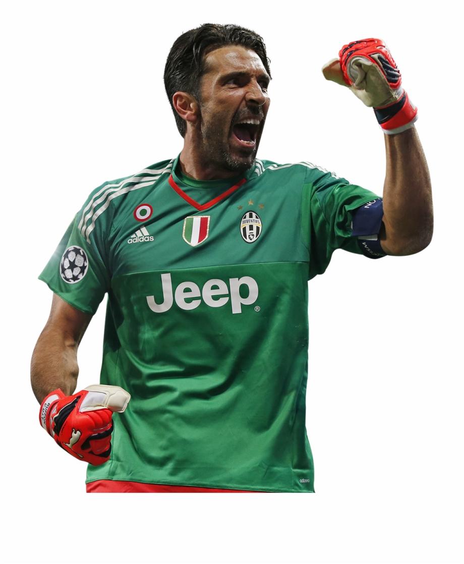 Gianluigi Buffon Render.