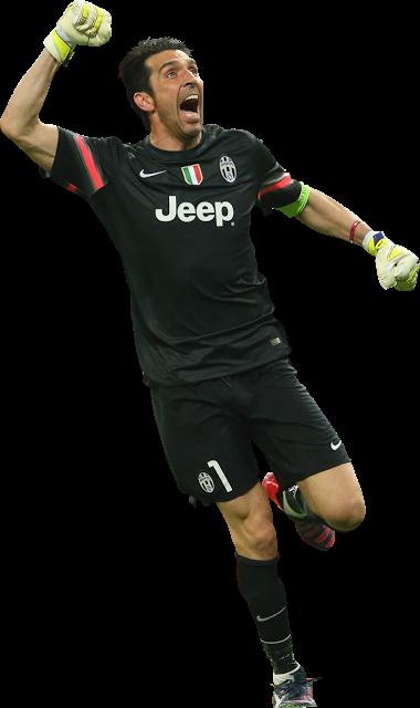 HD Gigi Buffon Png , Free Unlimited Download #2793101.