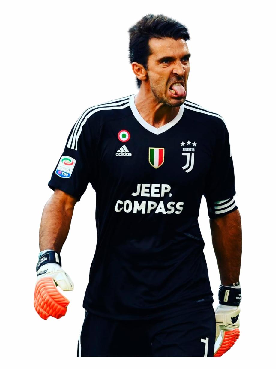 Gianluigi Buffon Png.