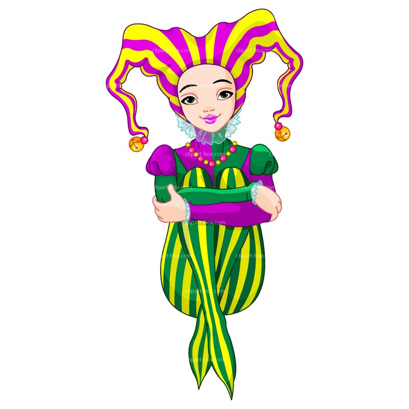 CLIPART JESTER.