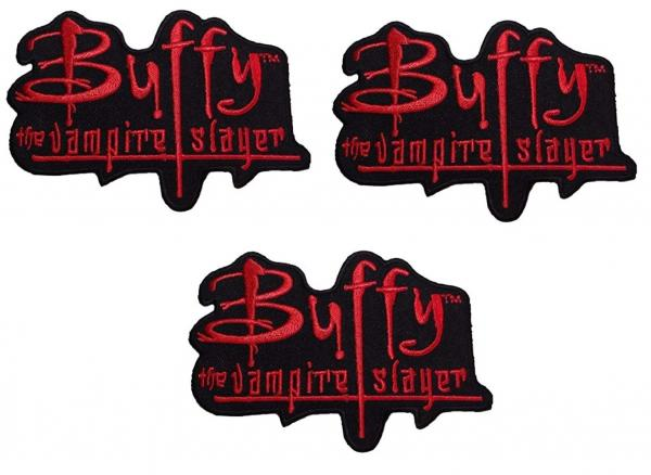 Details about Buffy The Vampire Slayer Logo 3 1/4\