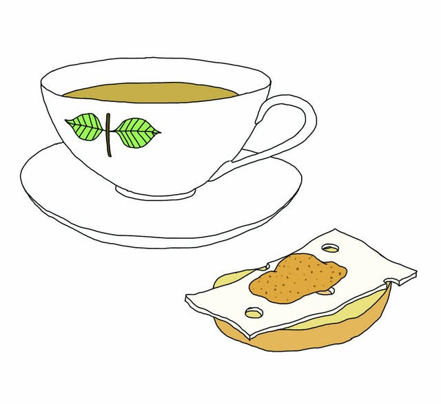 Recipe: Savory Caraway Crisps.