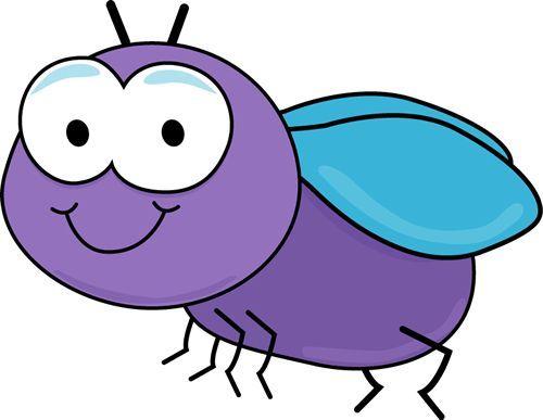 Bugs clipart cartoon #1423.