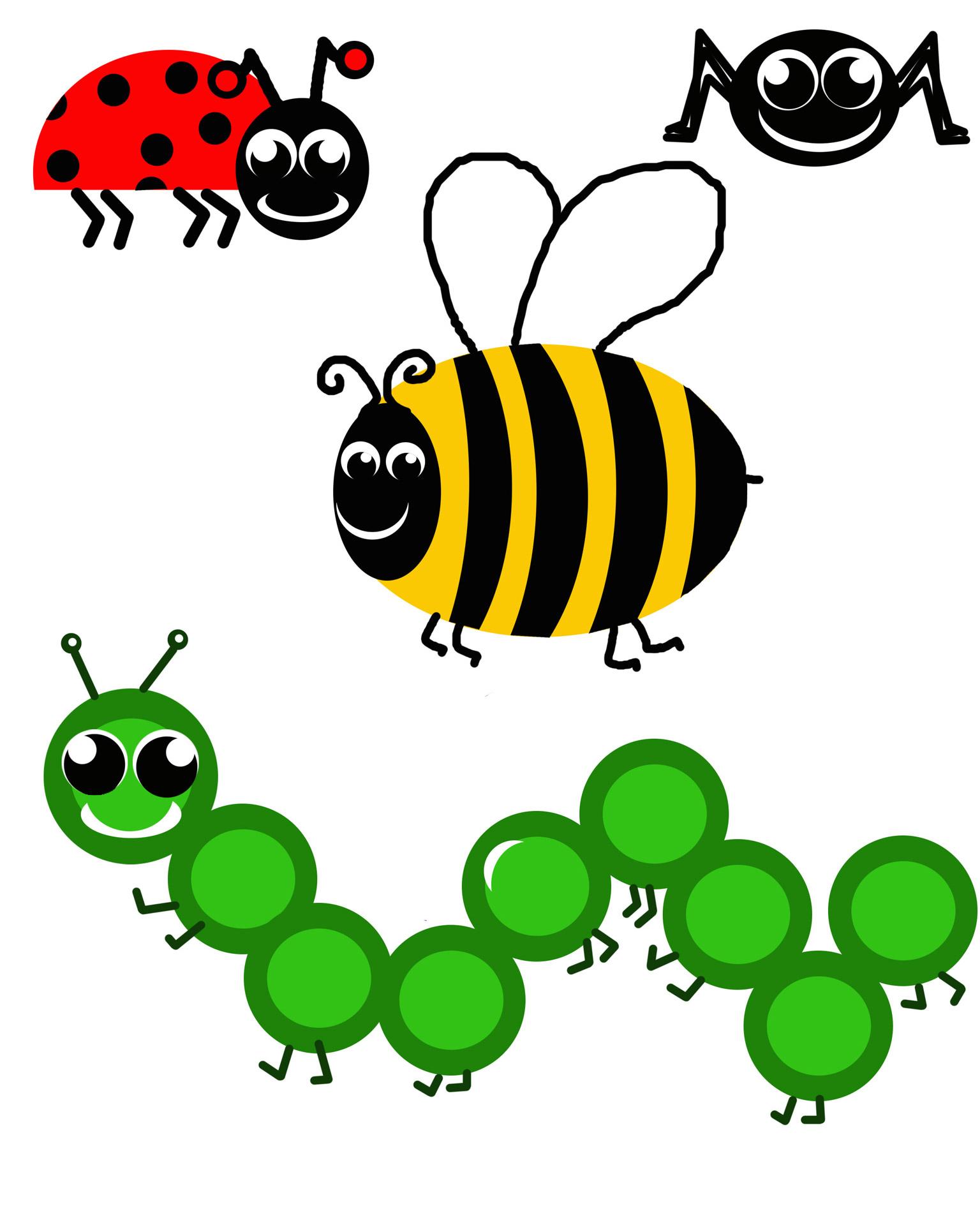 Bug Clipart.