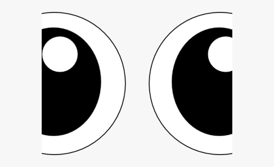 Monster Eyes Clipart.