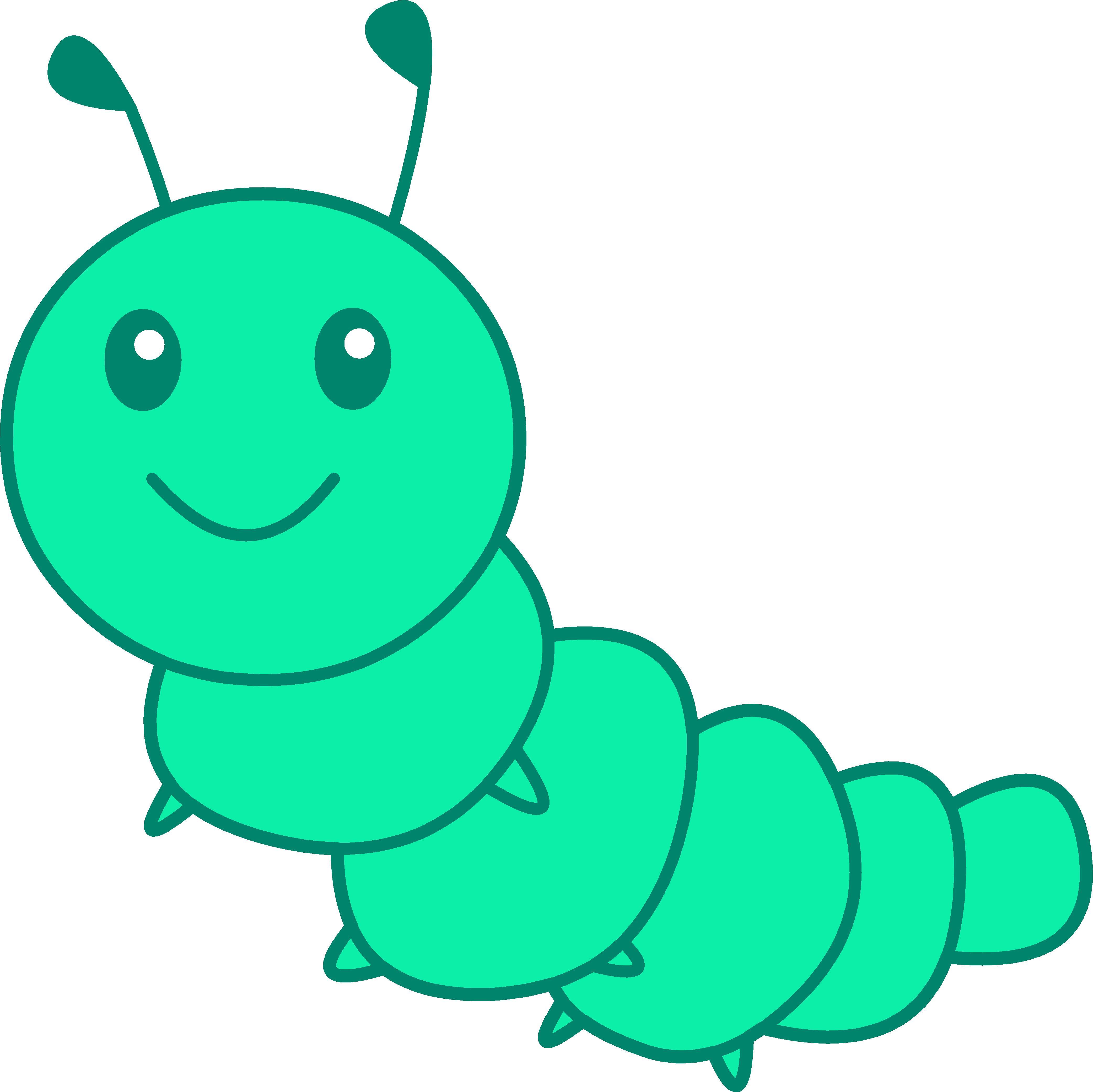 Cute Bug Clipart.