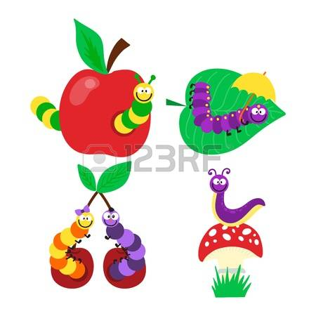 108 Butterfly Larvae Stock Vector Illustration And Royalty Free.