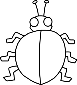 Free Beetle Outline Cliparts, Download Free Clip Art, Free.