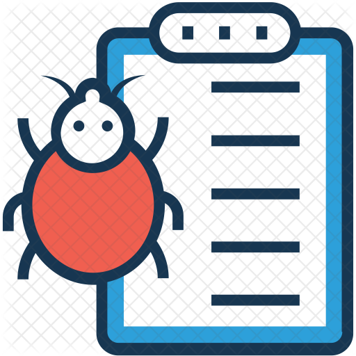 Bug report Icon.