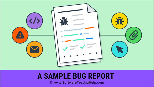 Sample bug report. How to write ideal bug report.