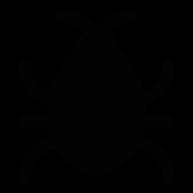 Bug Silhouette.
