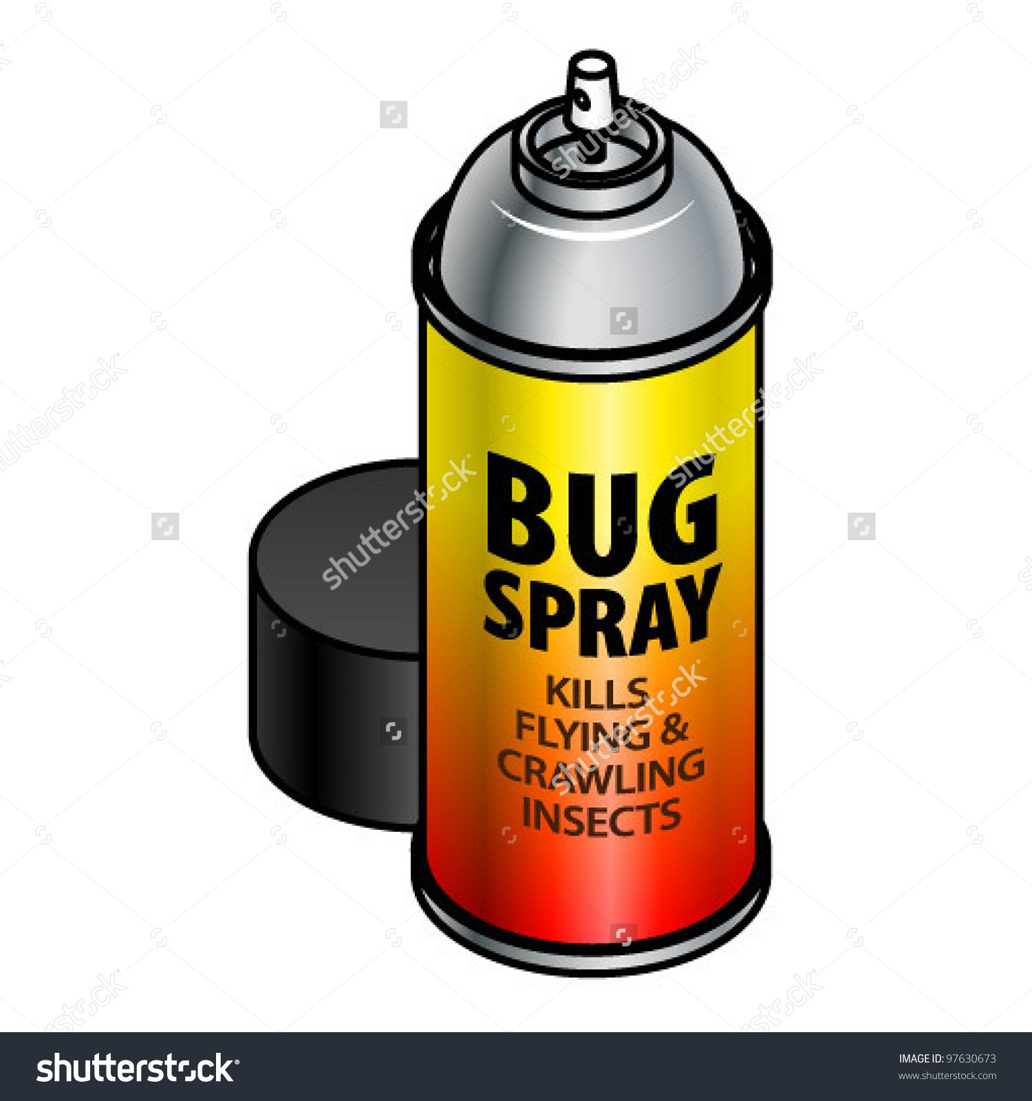 Bug spray clipart 7 » Clipart Portal.