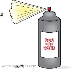 Bug spray clipart » Clipart Portal.