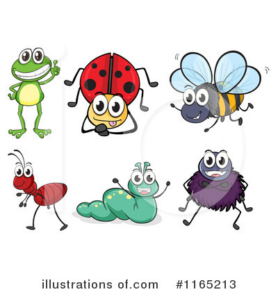 Bugs Clipart #1165213.