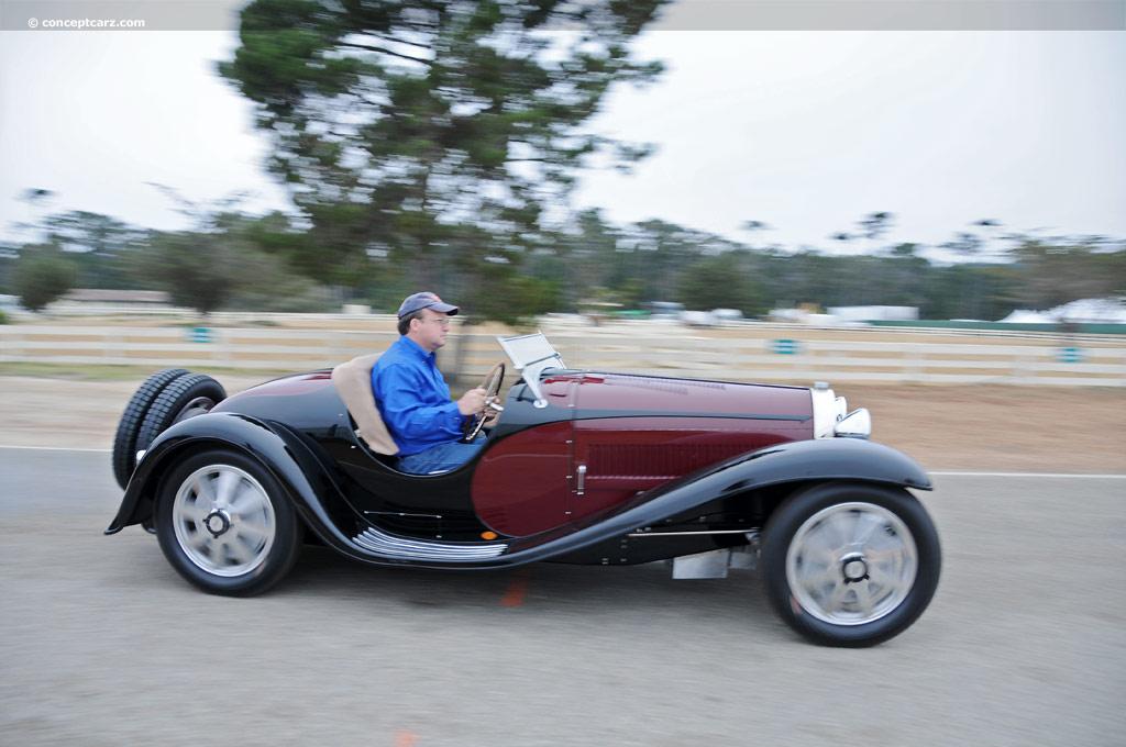 Bugatti Type 55 Page 1.