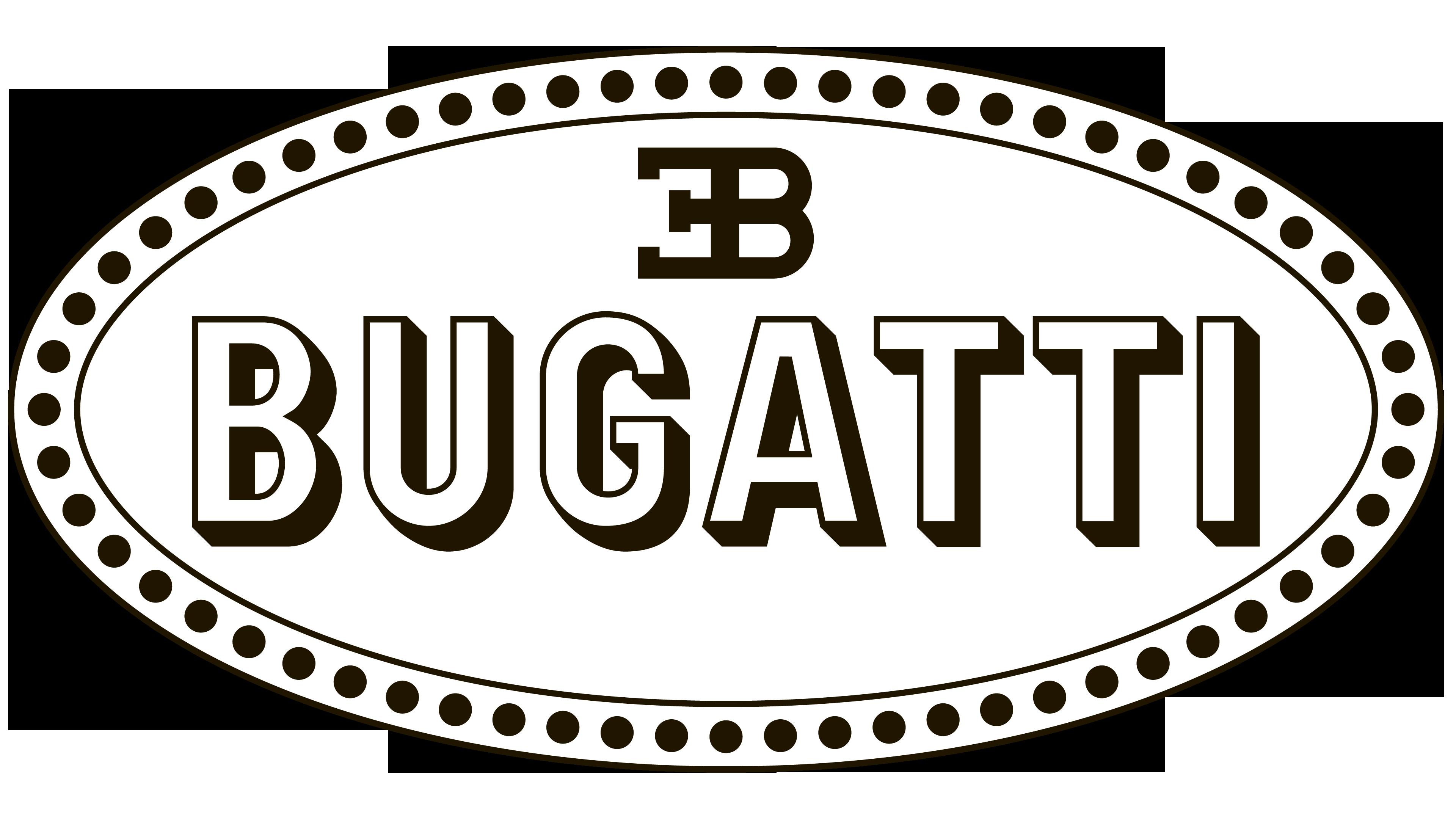 Bugatti logo Bedeutung [ZEICHEN logo, png].