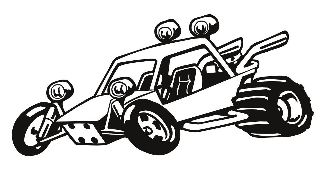 Clipart buggy.