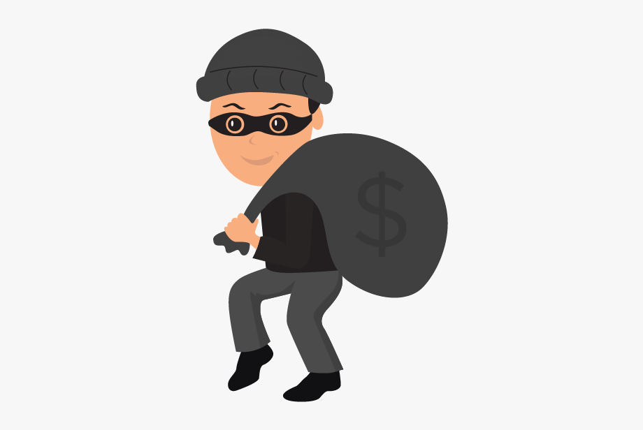 Burglar Clipart Burglary.