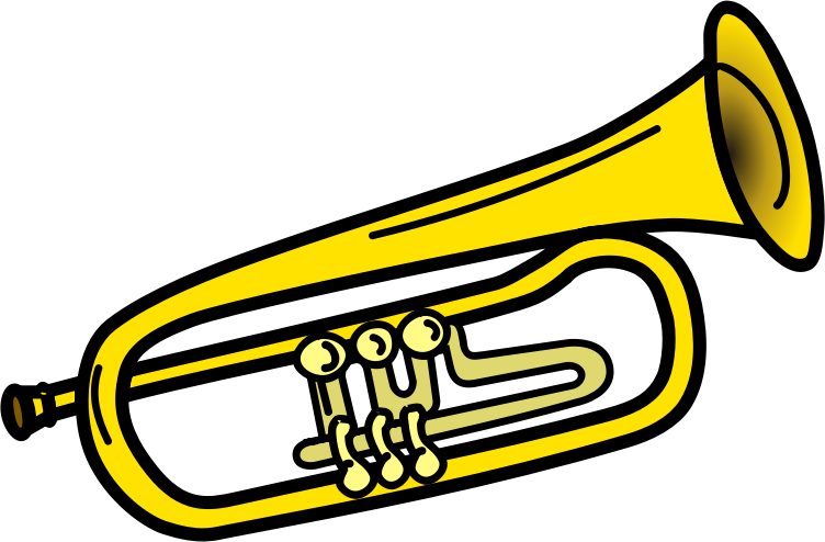 Free to Use & Public Domain Music Clip Art.