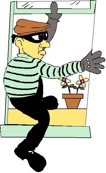 Burglar Pictures.