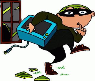 Burglar cliparts.