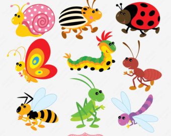 Free Cute Insect Cliparts, Download Free Clip Art, Free Clip.