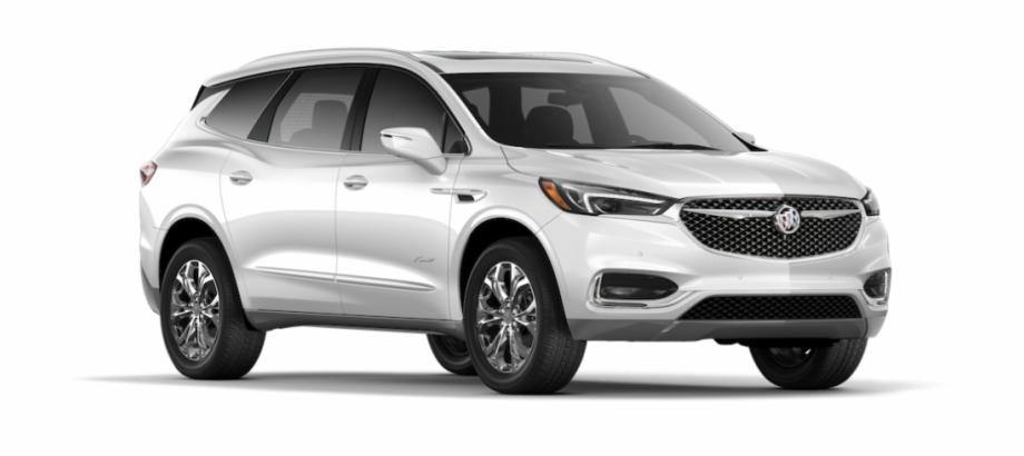 2018 Buick Enclave.