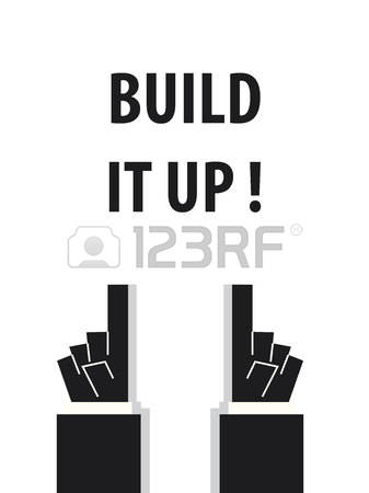 Build Up Stock Vector Illustration And Royalty Free Build Up Clipart.