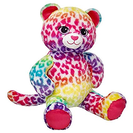 Build A Bear Workshop Wild Style Leopard.