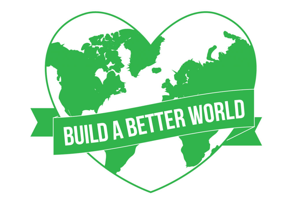Build A Better World Campaign #70636.