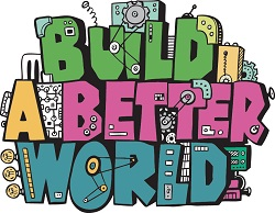 Public Library of New London » Build A Better World Programs.