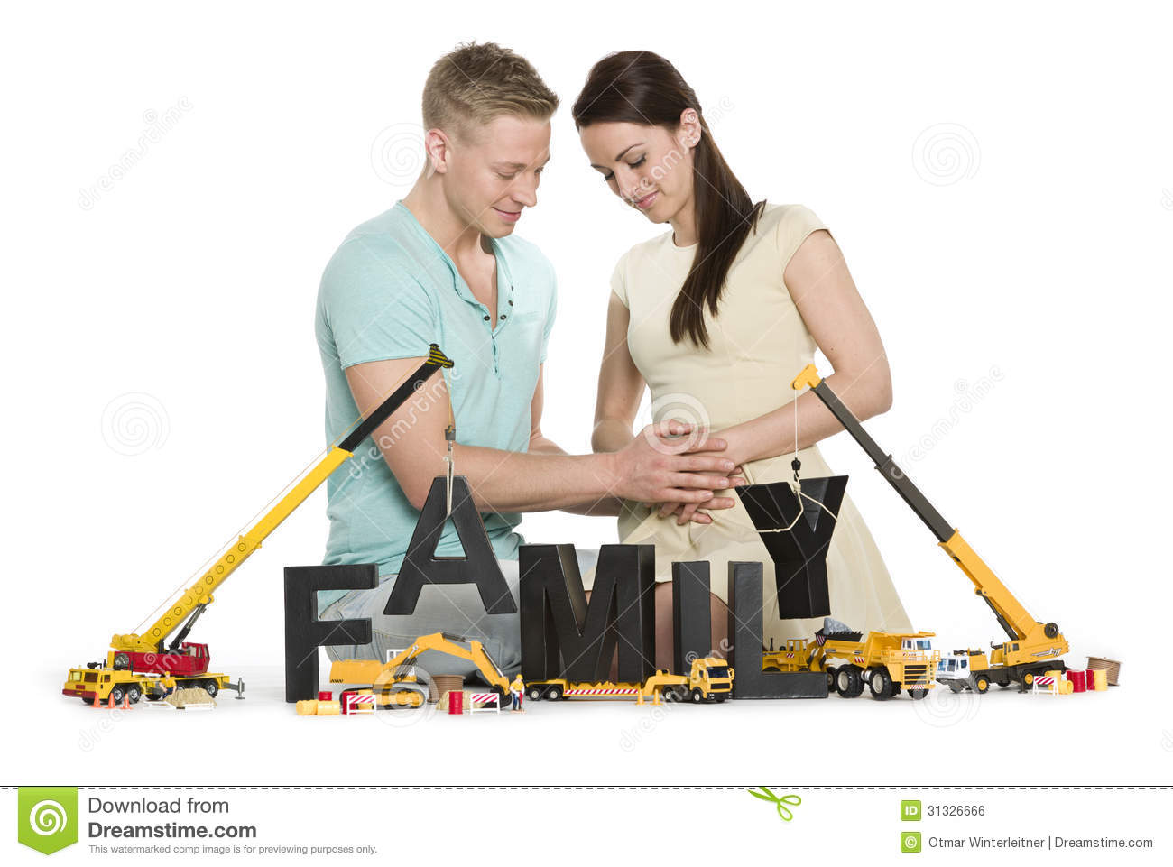 Build A Family Clipart.