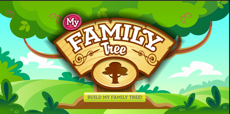 Los Rosales in English.: Build my family tree !.