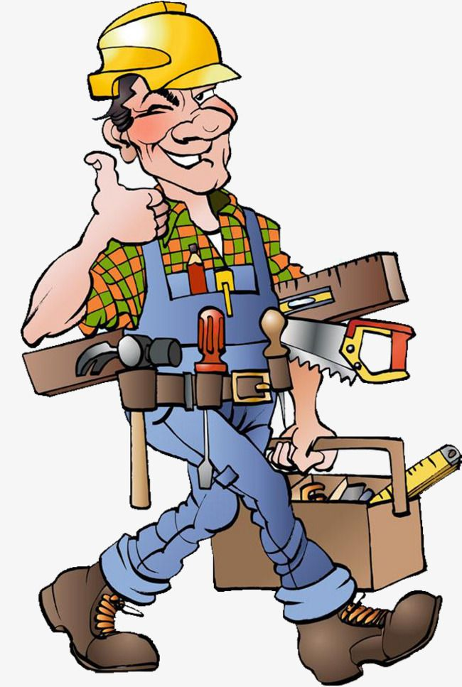 Construction Worker, Construction Clipart, Surveying Worker, Builder.