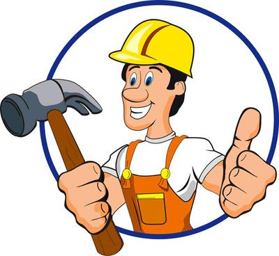 Free clipart carpenter builder free vector download (3,167.
