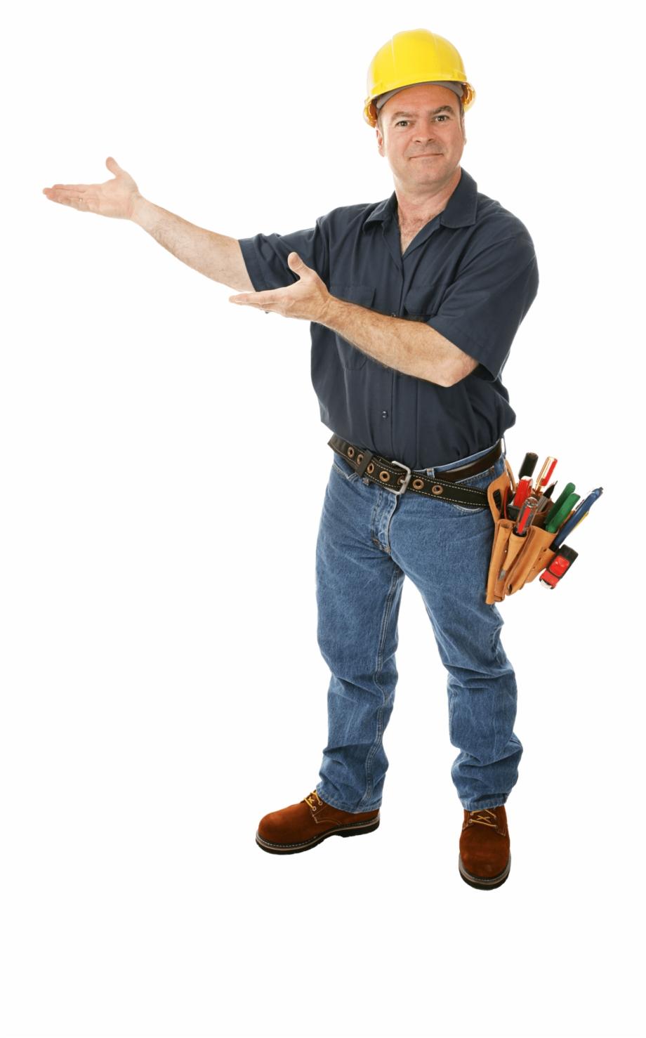 Builder Man.