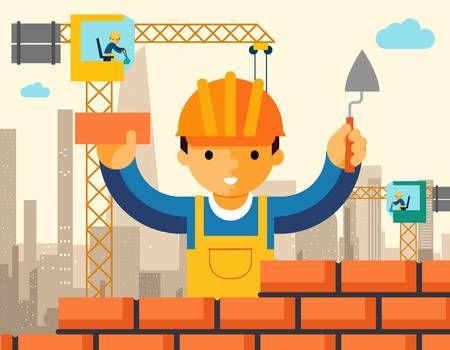 67,554 Builders Stock Vector Illustration And Royalty Free Builders.