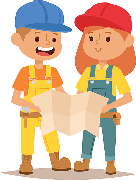 Best Baby Builder Illustrations, Royalty.