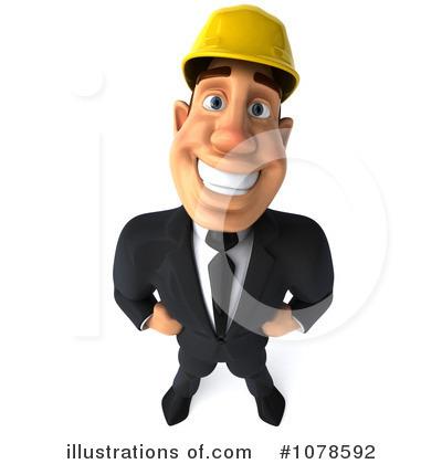 Builder Clipart #1078592.