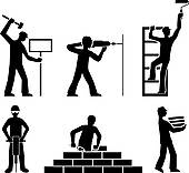 Builders Level Clip Art.