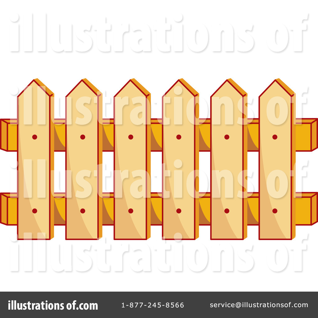 Fence Clipart #50872.