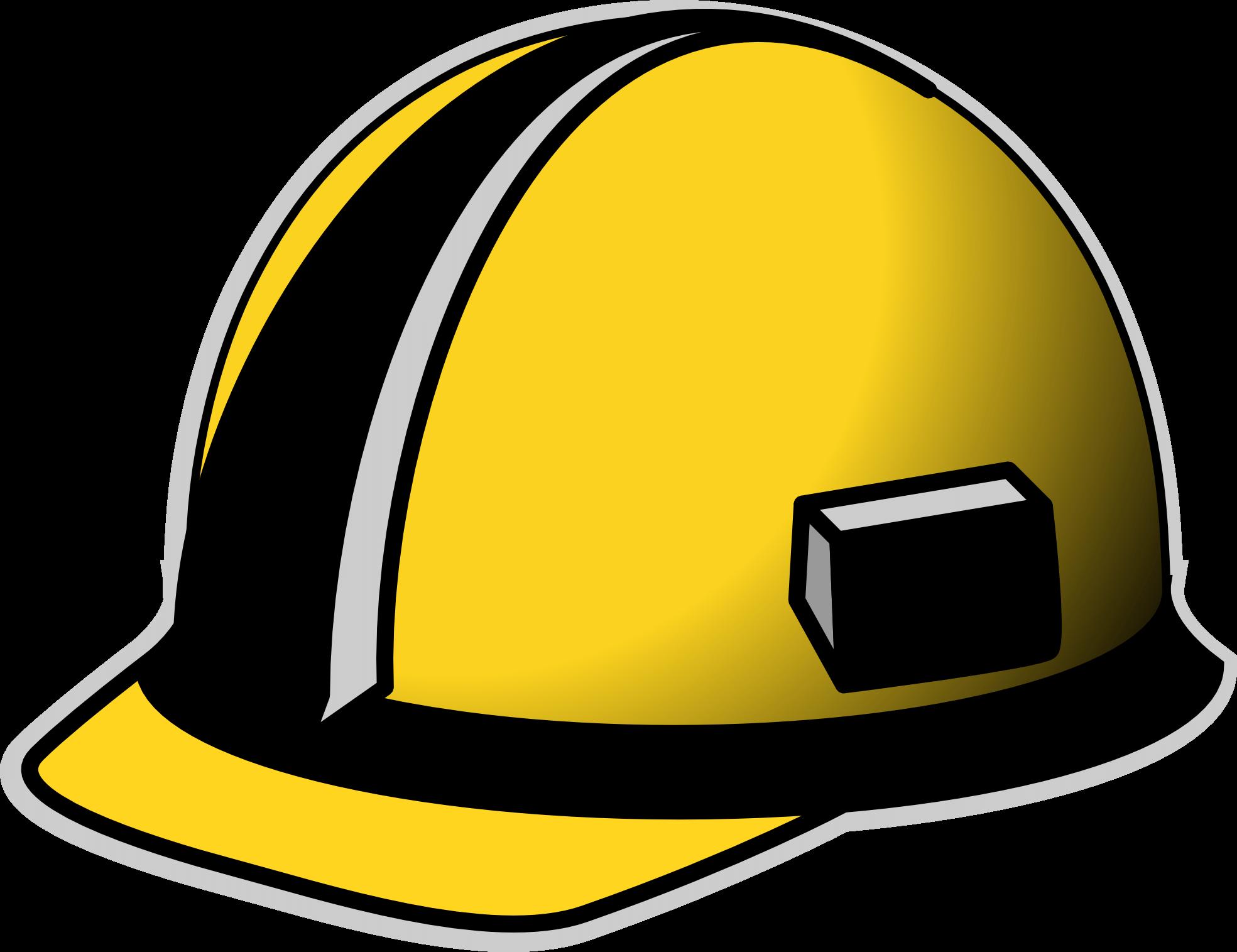 Builder Helmet Cliparts.