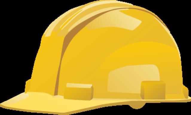 Construction Hat Clipart.