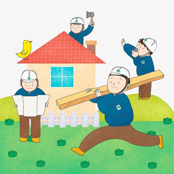 Building house clipart 6 » Clipart Portal.