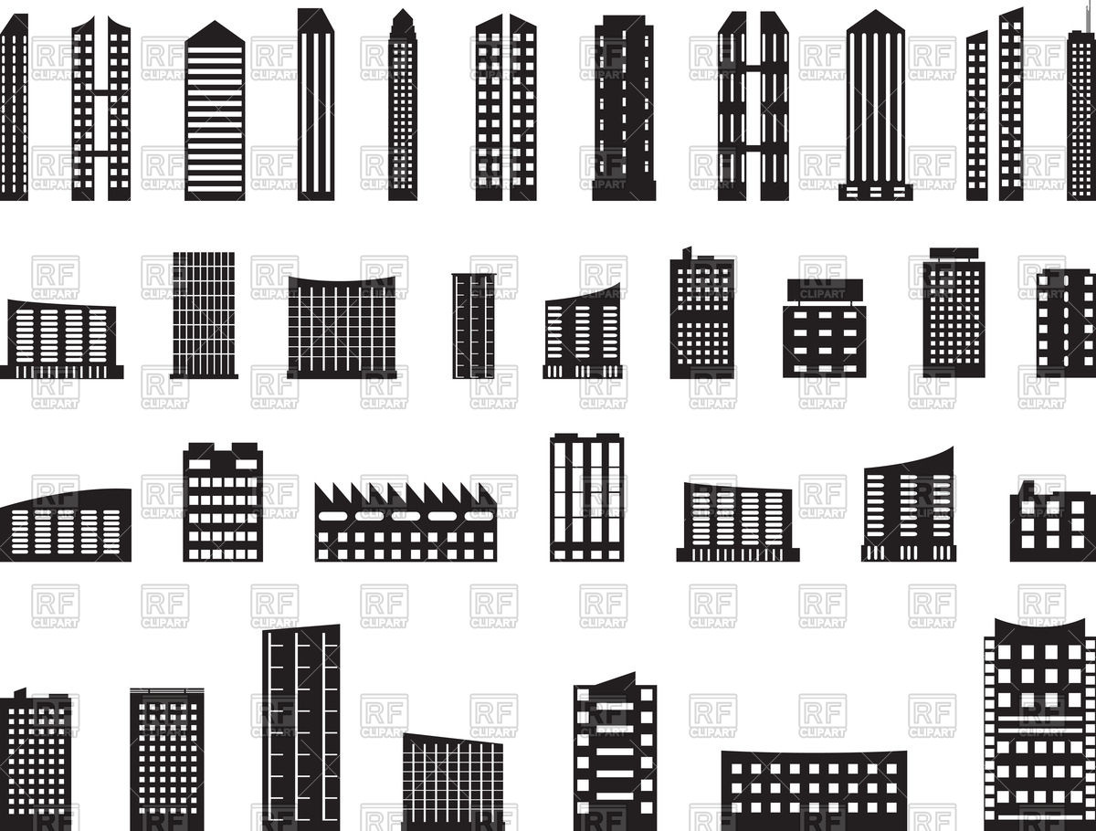 Building architecture clipart - Clipground