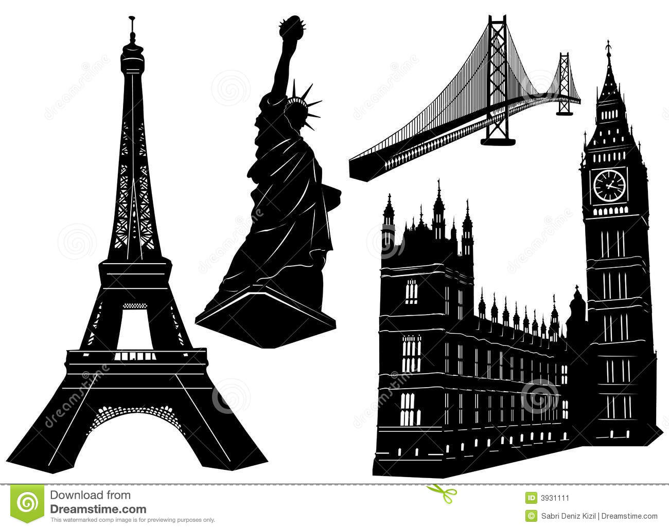 Architecture building clipart.