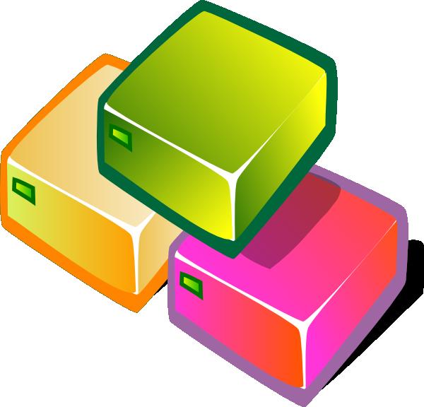Building Blocks Clip Art at Clker.com.