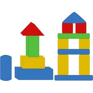 Building Blocks Pictures.